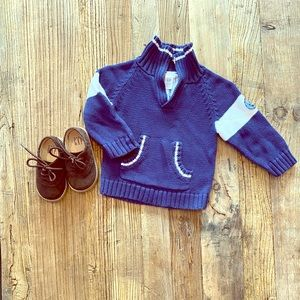 Baby gap bundle (sweater and shoes)